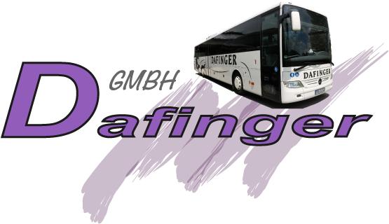 Logo fue die website dafinger gmbh